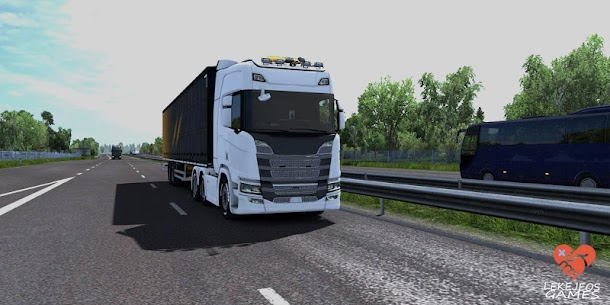 Truck Driver Simulation Game Free 2020 2