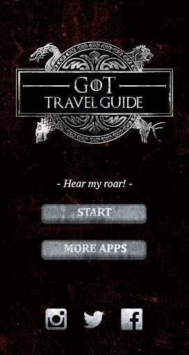 GOT: Travel Guide screenshots 1