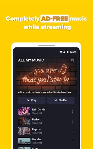 Free Music Streaming: Trending for Tube Music Song  screenshots 13