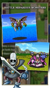 Dragon Quest II Patched MOD APK 3