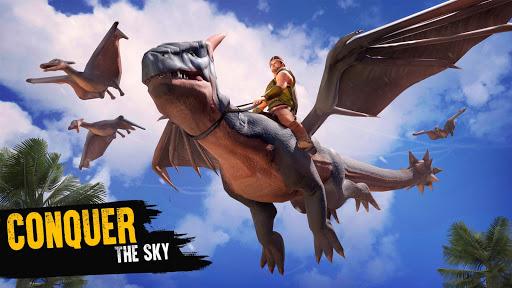 Jurassic Survival Island: Dinosaurs & Craft 4.1 screenshots 2