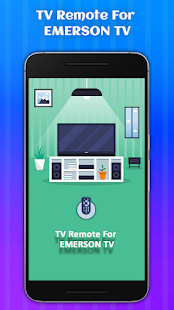 Tv Remote For Emerson Tv Apps On Google Play