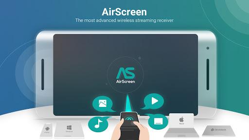 AirScreen - AirPlay & Cast & Miracast & DLNA  screenshots 1