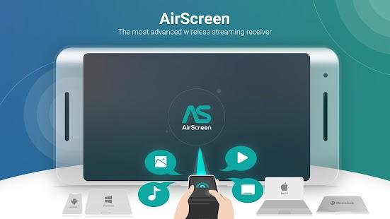 AirScreen - AirPlay & Cast & Miracast & DLNA Screenshot