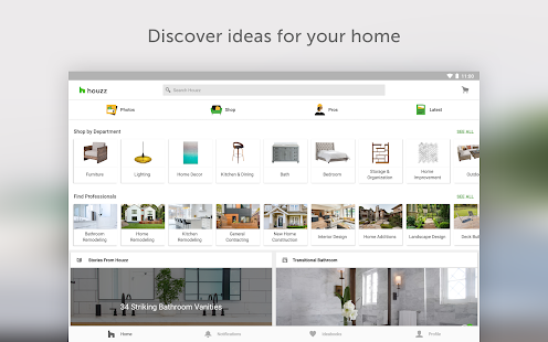 Houzz - Home Design & Remodel Screenshot