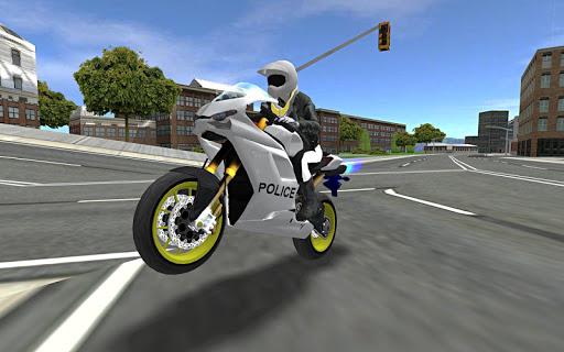 Police Motorbike Traffic Rider 1.8 screenshots 10