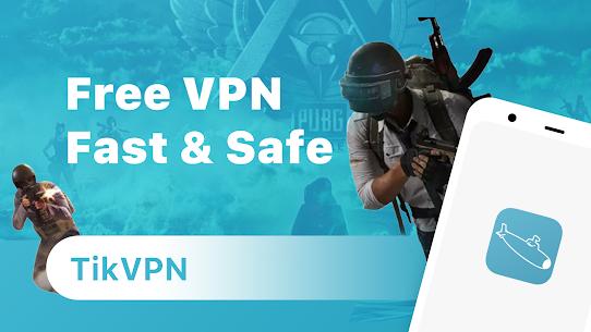 TikVPN Premium APK + Valid Key 1