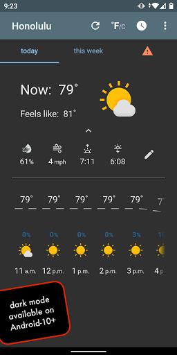 just weather  Screenshots 2
