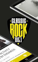Classic Rock 105.1 - Lafayette (KFTE)