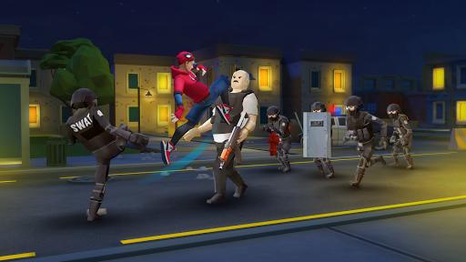 Spider Fighter: Superhero Revenge apkpoly screenshots 5