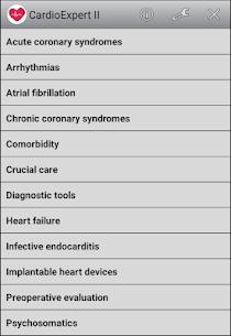 CardioExpert II 2.0.245 Apk 1