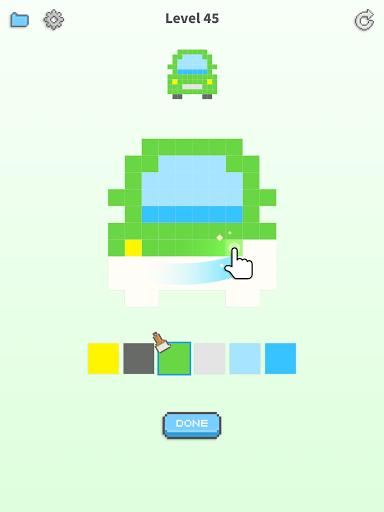 Pixel Paint 3D  screenshots 10