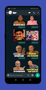 Jethalal Stickers for WhatsApp – TMKOC Stickers 1