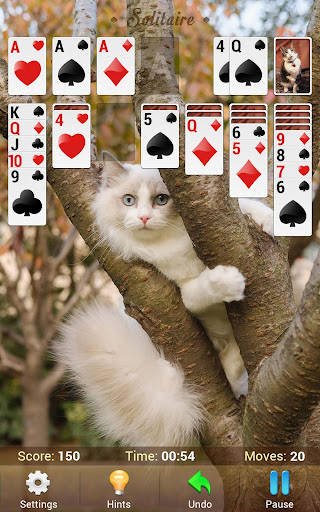 Solitaire - Classic Klondike Solitaire Card Game screenshots 15