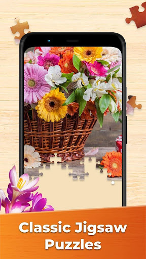 Jigsaw Puzzles - HD Puzzle Games 4.1.0-21031267 screenshots 1