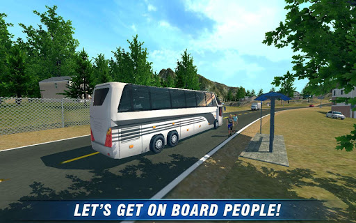 City Bus Coach SIM 2 2.1 screenshots 10