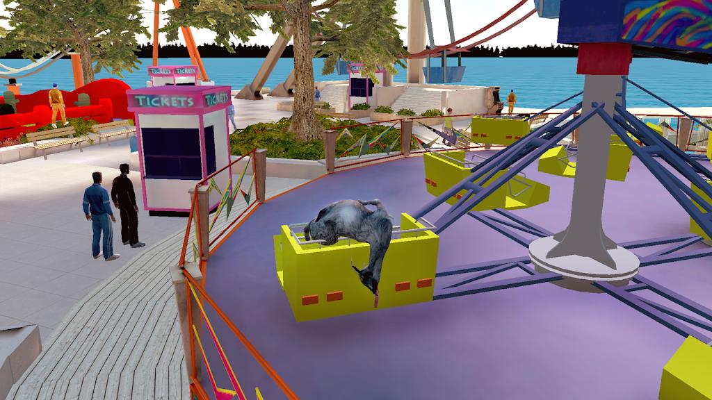 Goat Simulator  poster 2