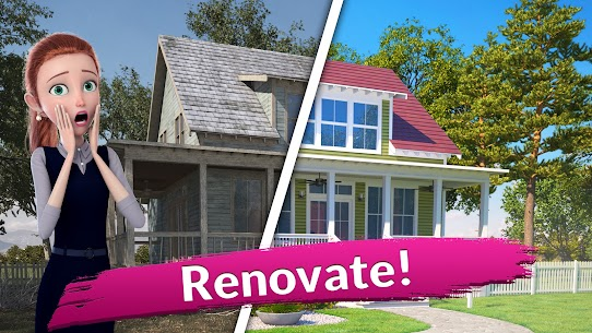 Flip This House: Decoration & Home Design Game 1.111 Apk + Mod 1