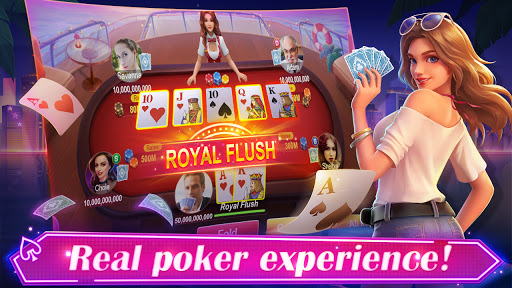 Poker Journey-Texas Hold'em Free Game Online Card  screenshots 3