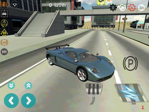 Car Drift Simulator 3D  screenshots 1