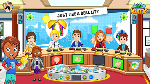My City : Election Day