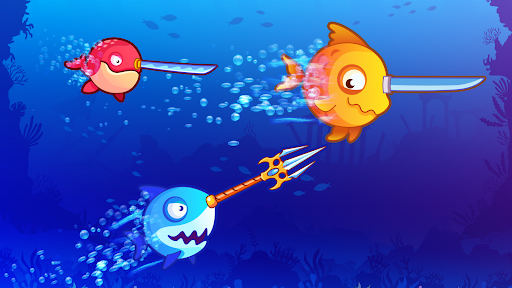Fish.IO - Hungry Fish  screenshots 12