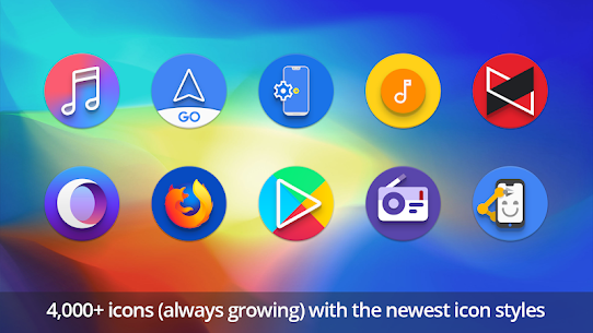 PieCons Apk- Ultimate Android Pie Icon Pack 3.6 (Patched) 8