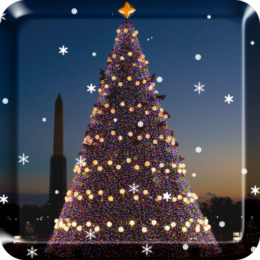 Baixar 2018 Christmas Tree Lamp Live Wallpaper The Best para Android