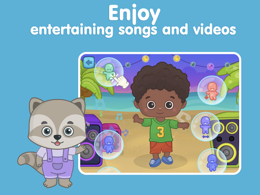 Bimi Boo Kids Learning Academy 1.0.38 screenshots 21