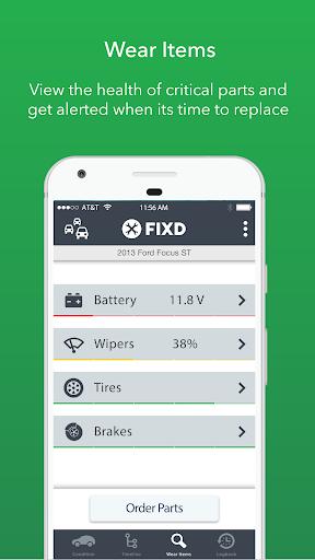 FIXD - Vehicle Health Monitor 7.14.0 Screenshots 4