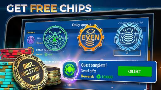 Casino Roulette: Roulettist 40.4.0 screenshots 13