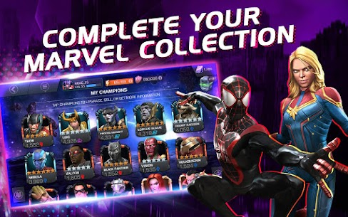 Marvel Contest of Champions Mod Apk [Unlimited Units+Money 2021] 3