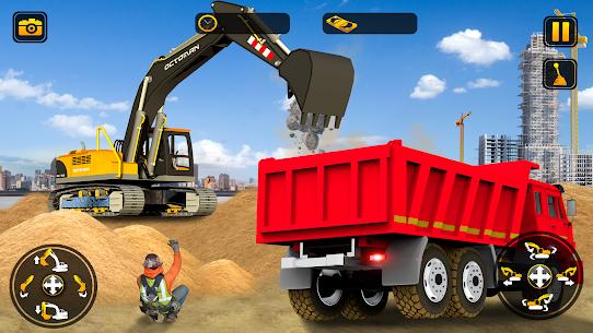 Kent İnşaat Simülatör: Forklift Kamyon Oyun Full Apk İndir 1