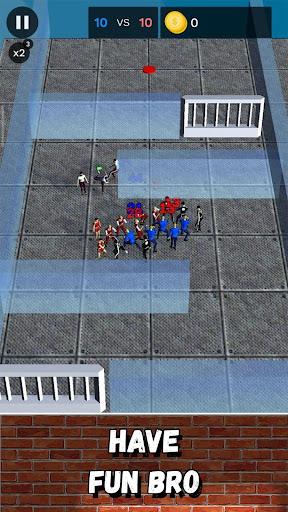 Street Battle Simulator - autobattler offline game 1.8.0 screenshots 17