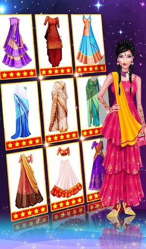 Wedding Fashion Stylist: Indian Dress up & Makeup 1.0 screenshots 12