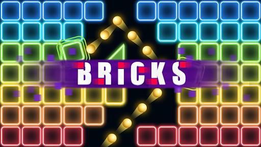 Bricks Breaker - Free Classic Ball Shooter Game 0.0.3 screenshots 8