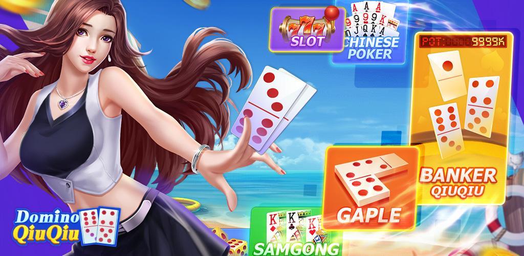 Download Domino Qiuqiu 2020 Domino 99 Gaple Online Apk Latest Version For Android