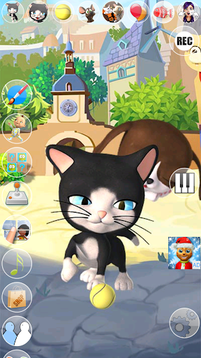 Talking Cat and Dog Kids Games  screenshots 15