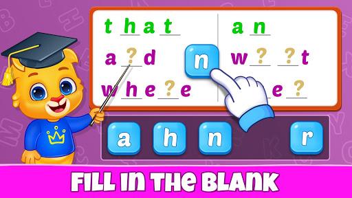 Sight Words - PreK to 3rd Grade Sight Word Games 1.0.6 Screenshots 19