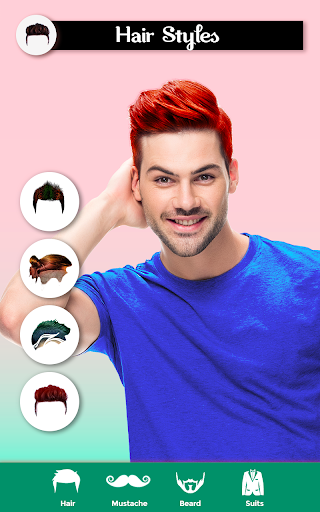 Macho - Man makeover app & Photo Editor for Men 4.5 Screenshots 12