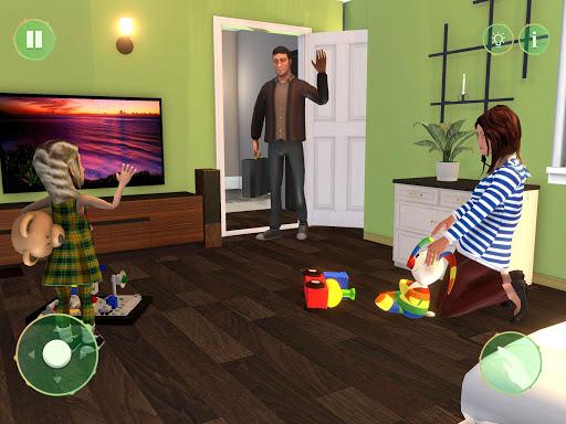Family Simulator - Virtual Mom Game 2.4 Screenshots 8