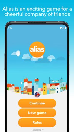 Alias  screenshots 1