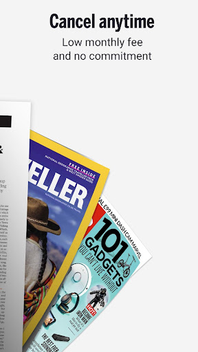 Readly - Unlimited Magazine Reading  screenshots 5