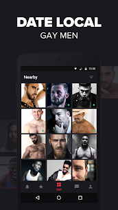 Grizzly – Gay Dating and Chat 1.3.1 MOD for Android 1