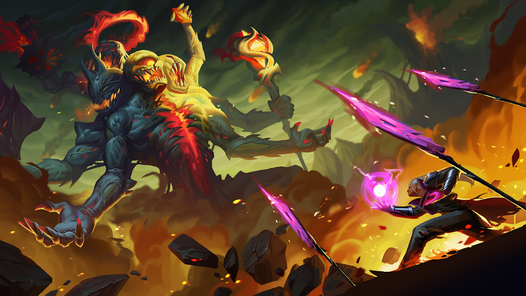 Shadow Knight: Ninja Assassin Epic Fighting Games poster 23