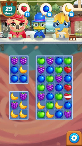 Juice Jam - Puzzle Game & Free Match 3 Games Apkfinish screenshots 8