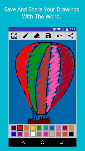 Paint Free - Drawing Fun modavailable screenshots 7