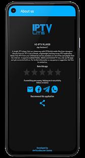 IPTV Lite - HD IPTV Player 4.7 Screenshots 8