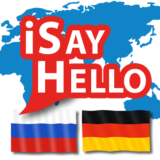 iSayHello Russian - German For PC Windows (7, 8, 10 and 10x) & Mac Computer
