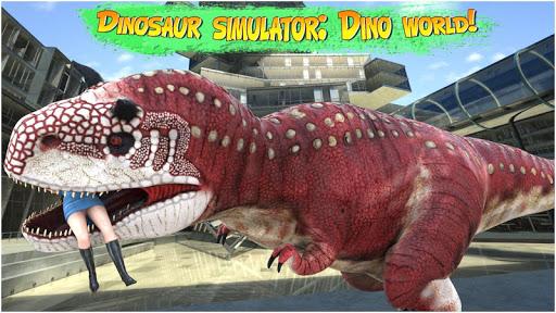 Dinosaur Simulator: Dino World  screenshots 8